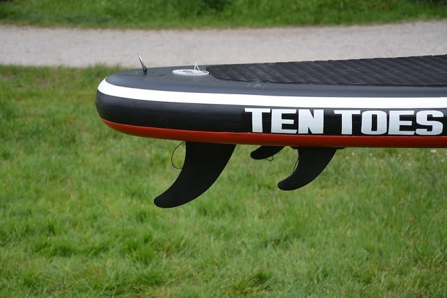 Ten Toes Inflatable SUP Boards 9