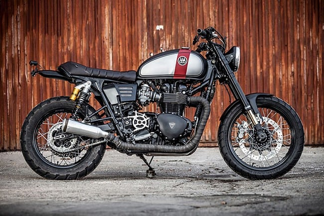 Triumph Bonneville By Macco Motors 3