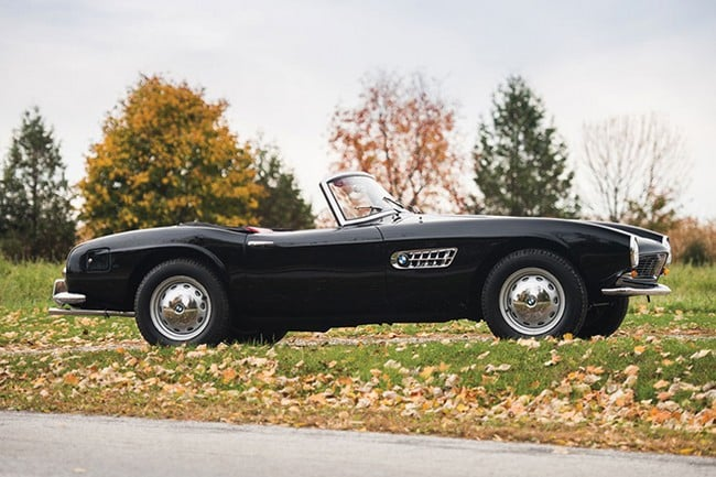 1959 BMW 507 Roadster Series II 2