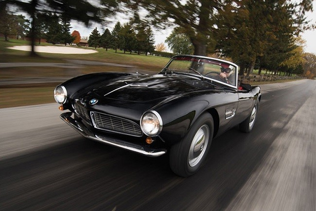 1959 BMW 507 Roadster Series II 3