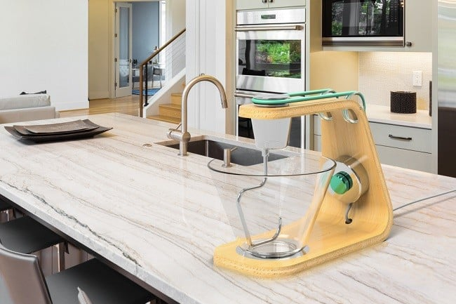 Bamboo Kitchen Appliances Concepts 4