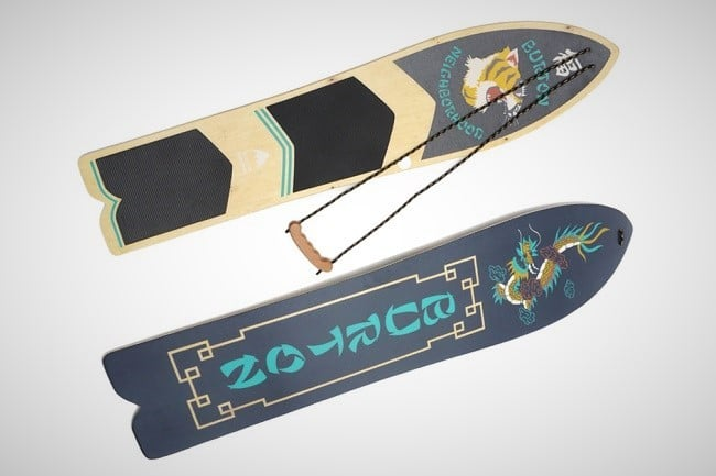 Burton x Neighborhood Throwback Snowboard 1