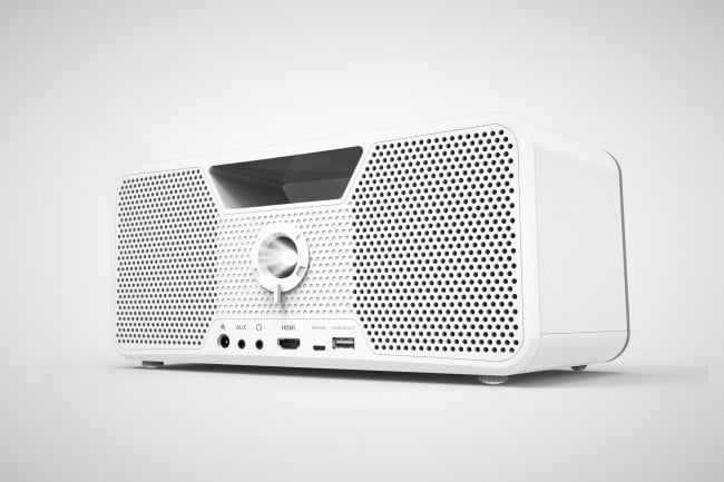 Flicks Boombox Projector 5