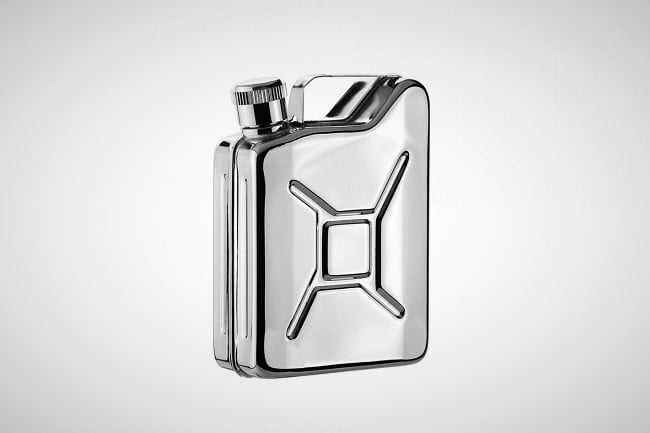 Jerry Can Hip Flask 3