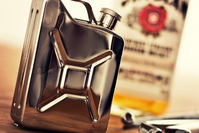 Jerry Can Hip Flask 4