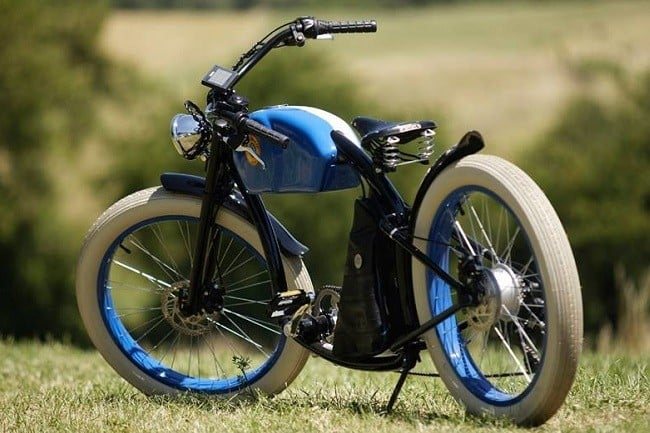 Otor Electric Bike 8