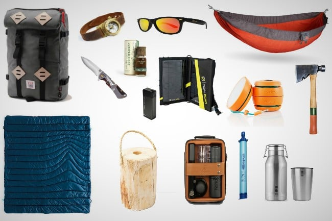 Outdoorsman gift guide