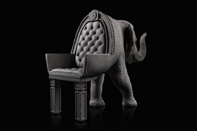 The Animal Chair Collection 1