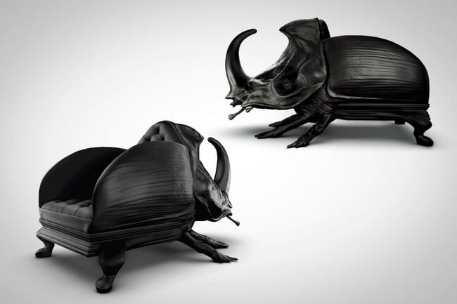 The Animal Chair Collection 10