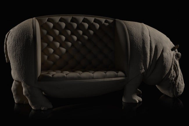 The Animal Chair Collection 6