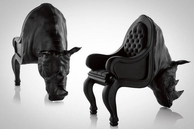 The Animal Chair Collection 9