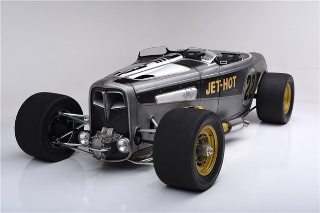 1932 Ford Double Down Hotrod 2
