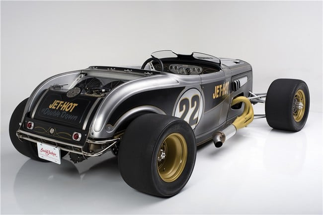 1932 Ford Double Down Hotrod 4