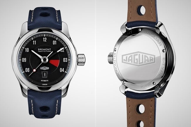 Bremont Jaguar MKIII Watch (2)