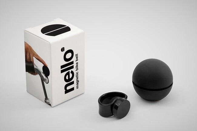 Nello Magnetic Bike Bell 3