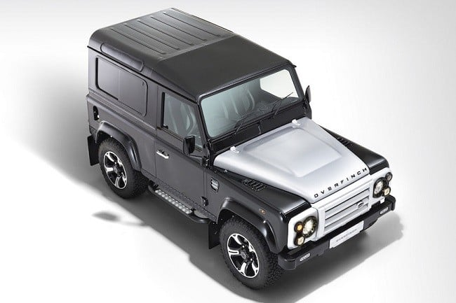 Overfinch 40th Anniversary Defender 1