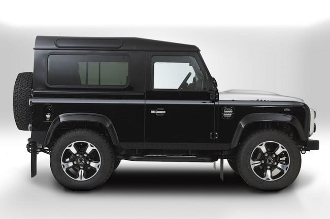 Overfinch 40th Anniversary Defender 10