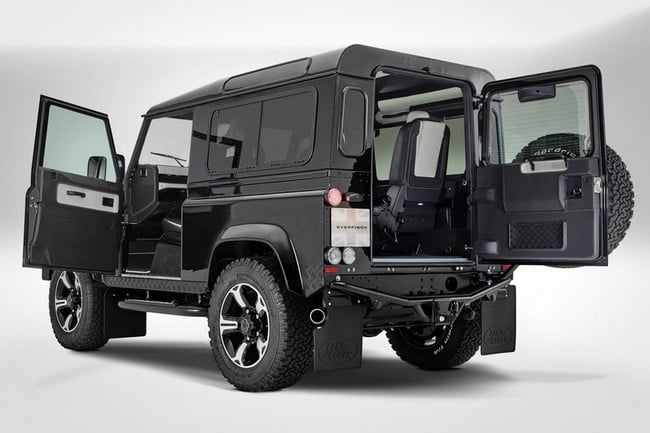 Overfinch 40th Anniversary Defender 5