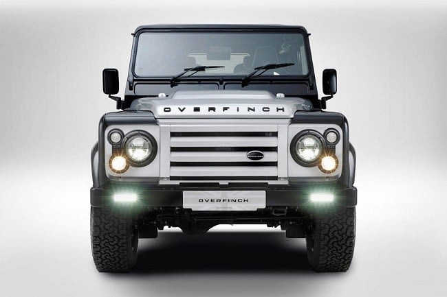 Overfinch 40th Anniversary Defender 6