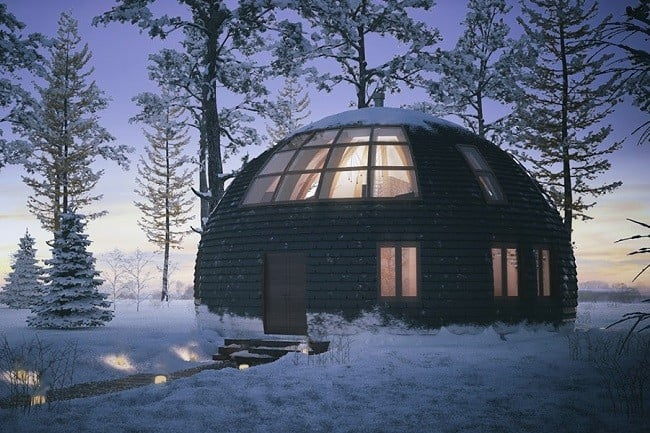 Skydome Cabins 1