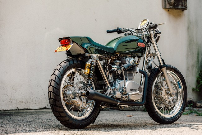 Yamaha XS 650 by Bill Becker 3