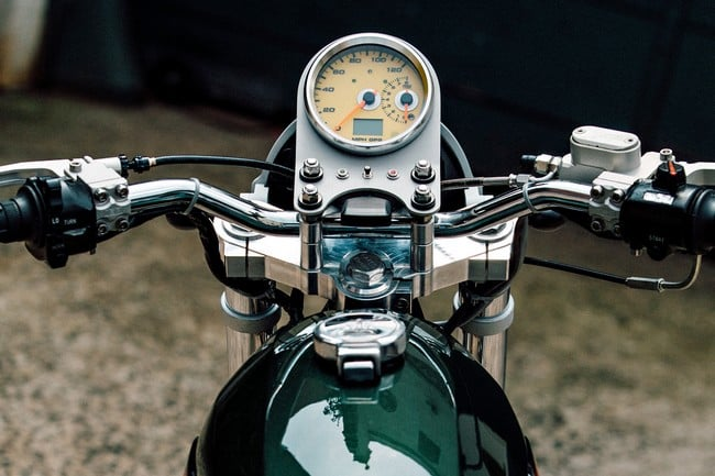 Yamaha XS 650 by Bill Becker 8