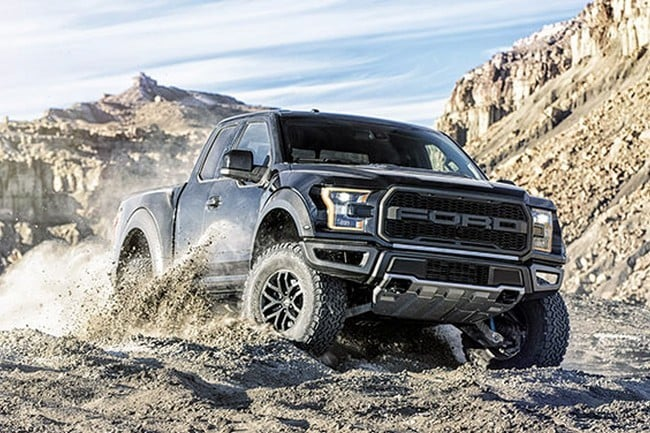 2017 Ford F-150 Raptor SuperCrew 11