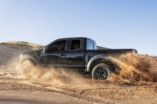 2017 Ford F-150 Raptor SuperCrew 5