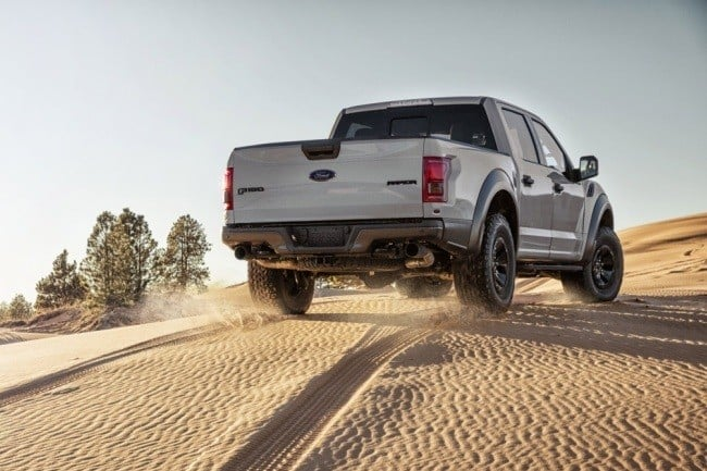 2017 Ford F-150 Raptor SuperCrew 6