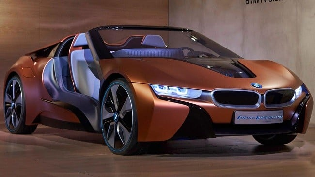 BMW iVision Future Interaction Concept 1