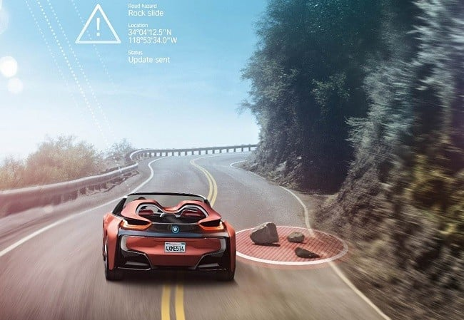 BMW iVision Future Interaction Concept 2