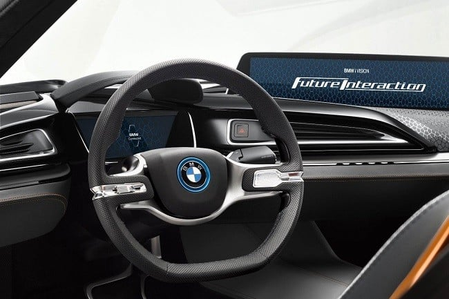 BMW iVision Future Interaction Concept 9