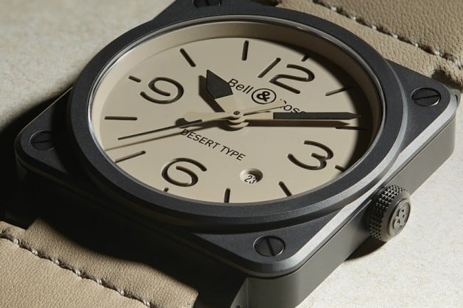 Bell & Ross Desert Type Collection 4