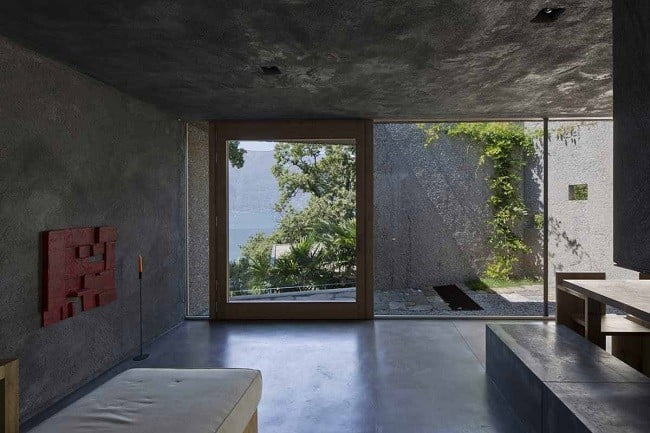 Concrete Bunker House in Switzerland 16