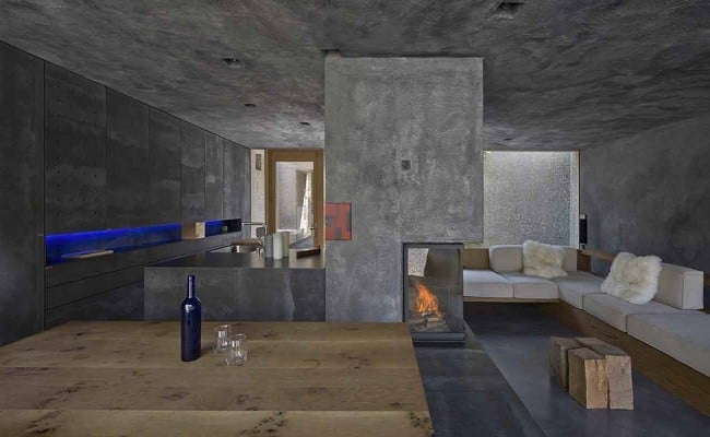 Concrete Bunker House in Switzerland 17