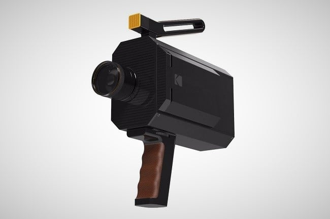 KODAK Super 8 Camera 1