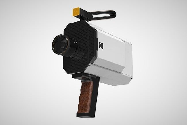 KODAK Super 8 Camera 6