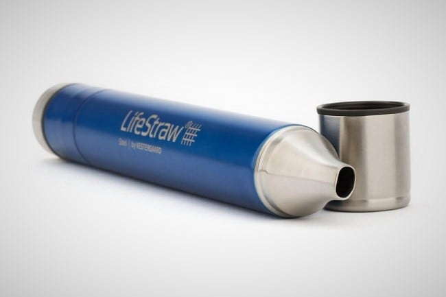 LifeStraw Steel Personal Water Filter 3