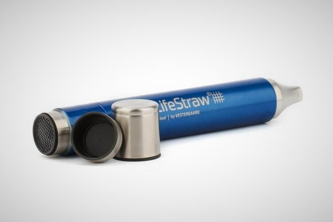 LifeStraw Steel Personal Water Filter 4