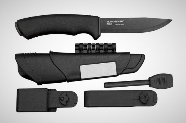 Morakniv Bushcraft Survival Knife 1
