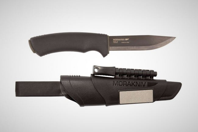 Morakniv Bushcraft Survival Knife 2