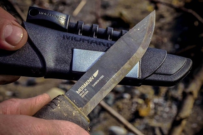 Morakniv Bushcraft Survival Knife 3
