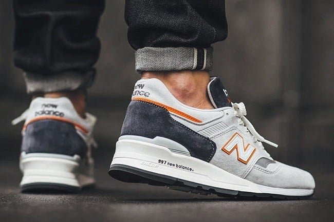 New Balance 997 Explore by Sea