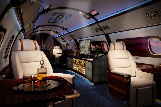 Skyacht One Private Jet 4