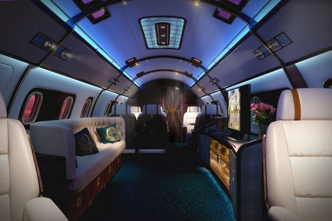 Skyacht One Private Jet 5