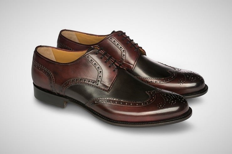 Ace Marks Artisan Dress Shoes 1