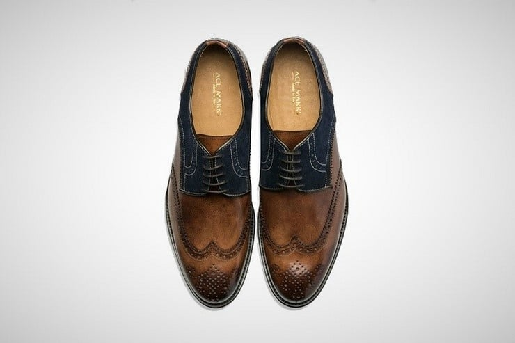 Ace Marks Artisan Dress Shoes 10