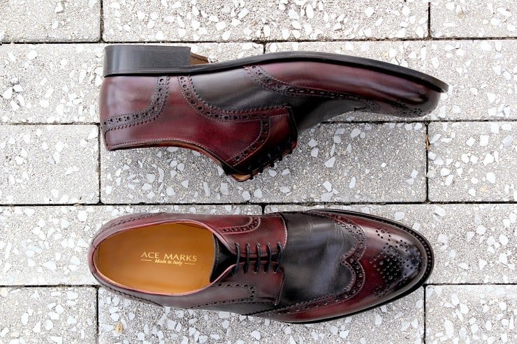 Ace Marks Artisan Dress Shoes 6
