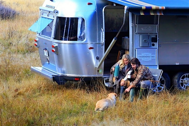 Airstream x Pendleton National Park Edition Travel Trailer 5
