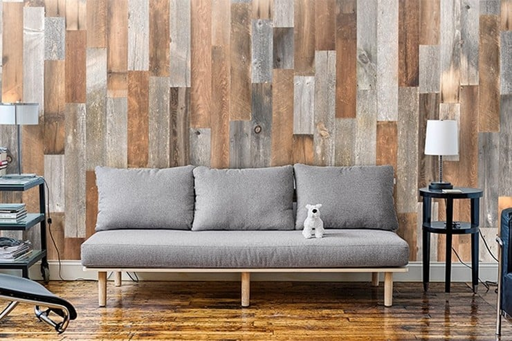 Artis Wall Wood Planks 1
